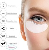 EsProducts® 100 stuks 50 paar Wimper Sticker Pleister Lashes  Extensions Nepwimpers Eye Pad  Patches