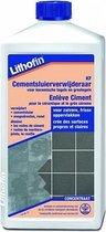 KF Cementsluierverwijderaar - KERAMISCHE TEGELS - Lithofin - 1L