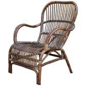Rotan Loungestoel - 65x70xH88 cm