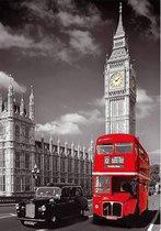 Eagle® Diamond Painting Volwassenen - Diamond Painting Kinderen - Big Ben in Londen - 40x30cm