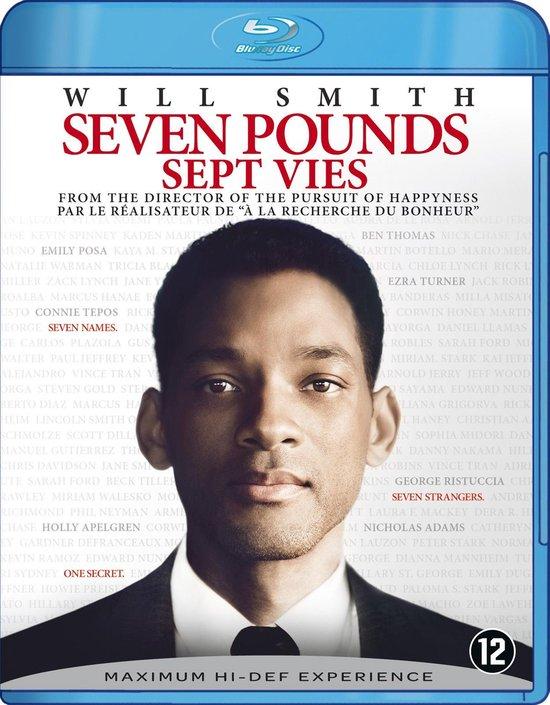 Cover van de film 'Seven Pounds'