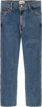 Wrangler TEXAS STRETCH Regular fit Heren Jeans - Maat W42 X L34