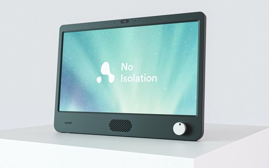 KOMP - No Isolation - 21.5 inch - WiFi - 4G