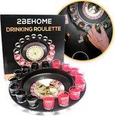 Drankspel Roulette - Drank spelletjes - Drankspel Voor Volwassenen - Drinking Game - Roulette - Drank Roulette