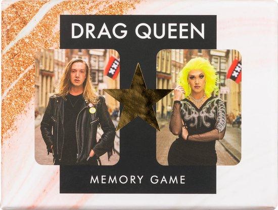 Afbeelding van het spel Drag Queen Memory Game