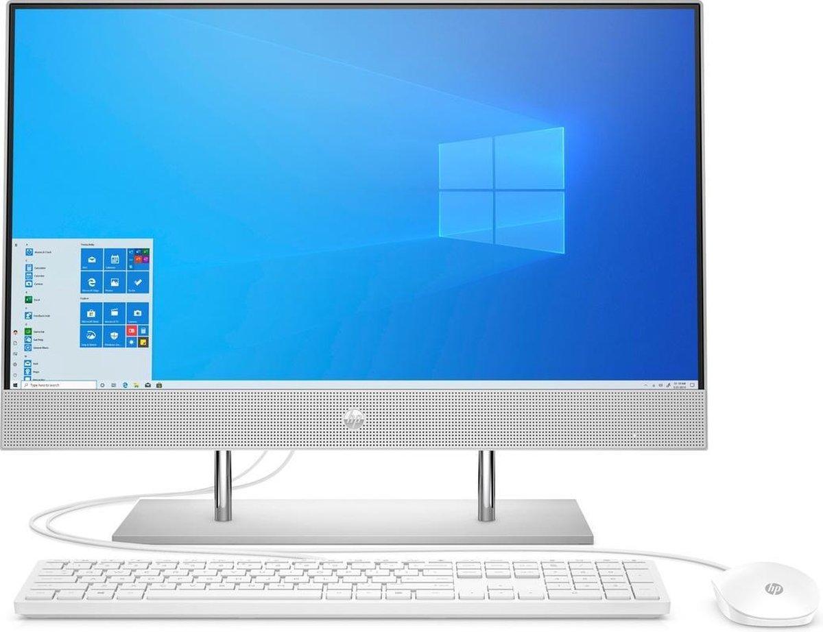 HP 27-dp1008n All-in-one PC – Intel Core i5 (11th Gen) – 8 GB RAM – 512 GB SSD – 27 inch