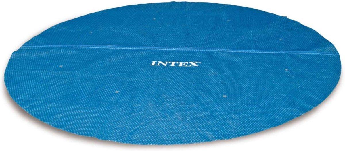 Intex solarzeil 3,05 meter (met reparatiesetje)