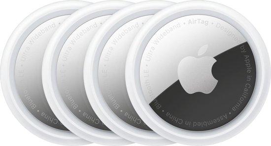 Apple AirTag - 4 stuks