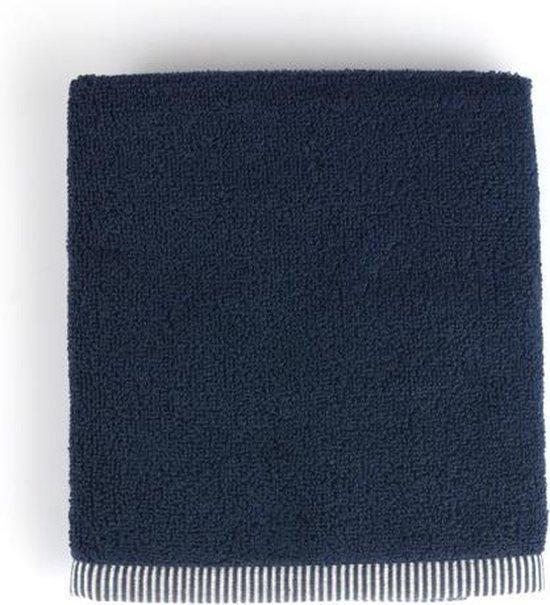 Bunzlau Castle Solid Keukendoek (6 Stuks) - 53x60 cm - Dark Blue