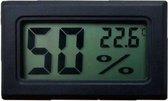 2in1 Digitale Hygrometer en Thermometer - Wit