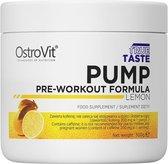 Pump Pre Workout 300g OstroVit + GRATIS Bulk Shaker 700ml
