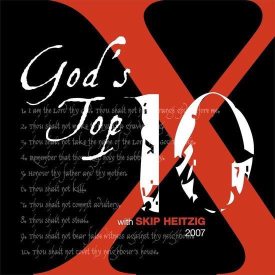 Boek cover Gods Top 10 - 2007 van Skip Heitzig (Onbekend)