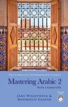 Boek cover Mastering Arabic 2 with 2 Audio CDs van Jane Wightwick