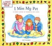 Omslag I Miss My Pet