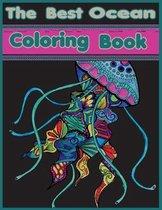 The Best Ocean Coloring Book