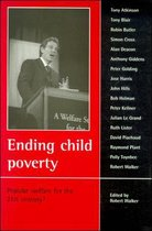 Ending child poverty