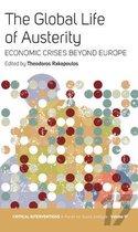 Boek cover The Global Life of Austerity van