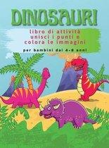 Dinosauri Libro di Attivita