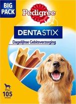 Pedigree Dentastix Maxi - Gebitsverzorgende Hondensnack - 105 stuks