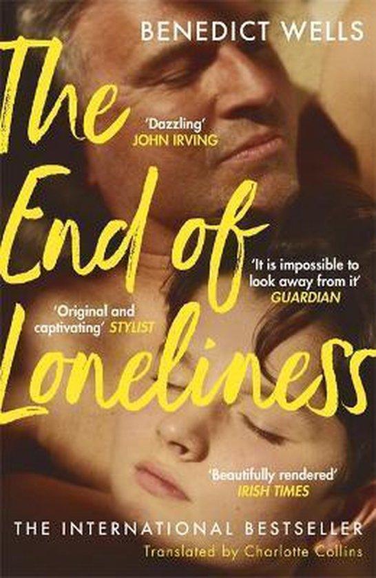 Boek cover The End of Loneliness van Benedict Wells (Paperback)