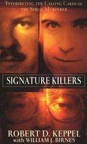 Omslag Signature Killers