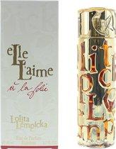 Lolita Lempicka Elle L'Aime Folie - 80ml - Eau De Parfum
