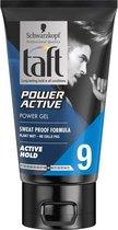 Taft Men Power Gel Power Active Hold 9 150 ml