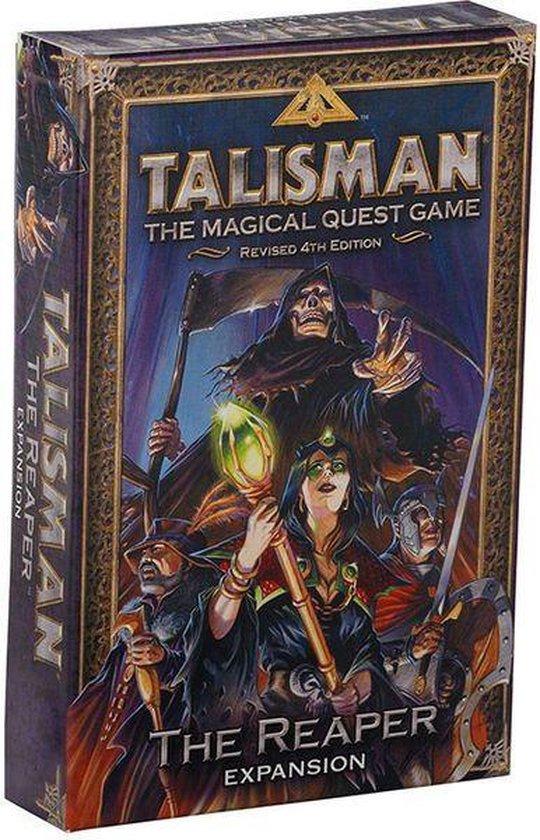 Afbeelding van het spel Talisman 4th Edition: The Reaper - Uitbreiding