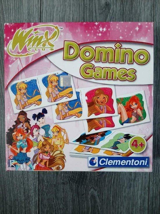 Afbeelding van het spel Winx Club Domino Games