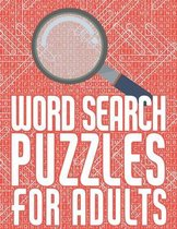 Word Search Puzzles For Adults