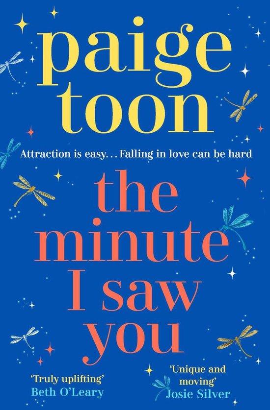 Boek cover The Minute I Saw You van Paige Toon (Onbekend)