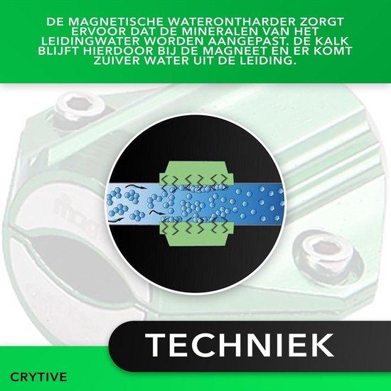 MAGIKO - Magnetische Waterontharder - Waterontharder - Waterontharder Waterleiding - Waterontharder Magneet - Anti Kalk - Waterontharder 7800 Gauss - Extra Krachtig