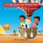 By Balloon to the Sahara (Board Book)