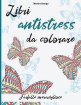 Libri antistress da colorare.