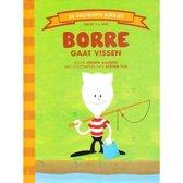 De Gestreepte Boekjes  -   Borre gaat vissen