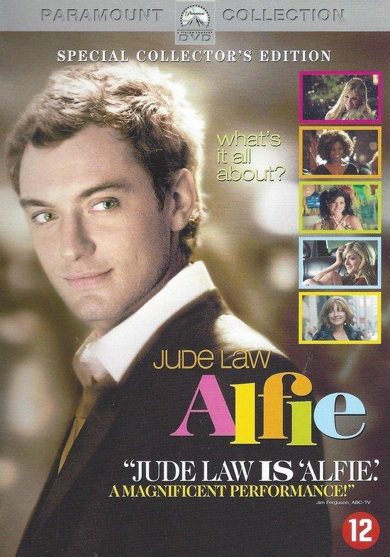 Cover van de film 'Alfie - What's It All About'