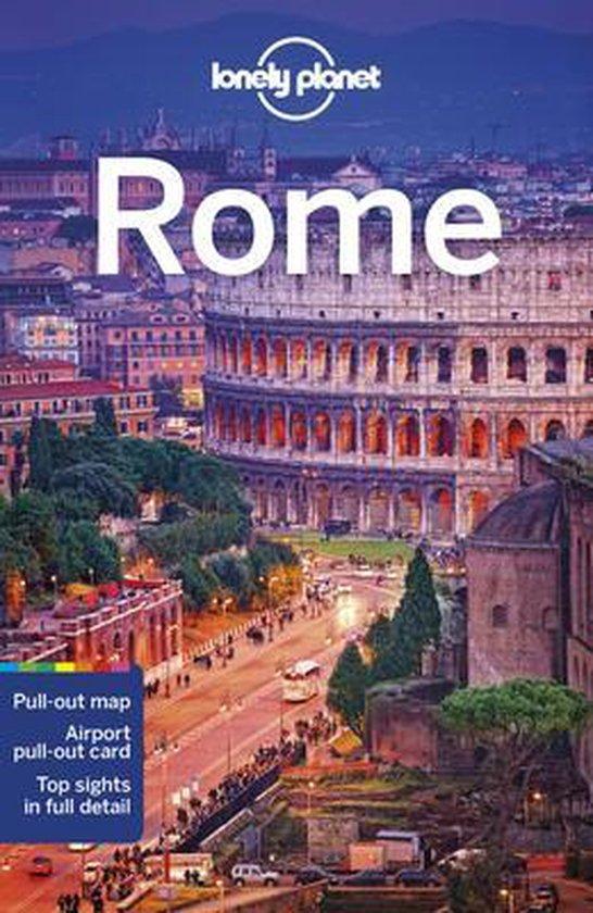 Boek cover Lonely Planet Rome van Duncan Garwood (Paperback)