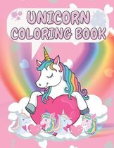 Unicorn Coloring Book: Magical Unicorn Coloring Book - For Kids ages 4-8