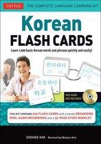 Korean Flash Cards Vol.1