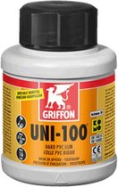 Bison Griffon Hard-PVC-lijm UNI-100 pot 250 ml - Kiwa Komo