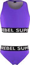 SuperRebel Kids Meisjes Bikini - Maat 12/152