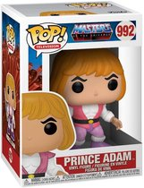Pop Masters of the Universe Prince Adam Vinyl Figure