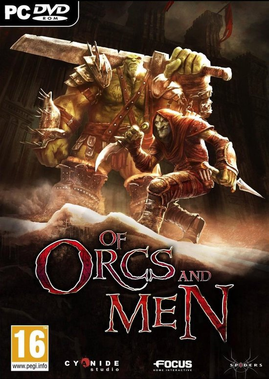 Of Orcs and Men – Windows