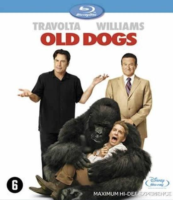 Cover van de film 'Old Dogs'