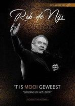 Rob de Nijs - Het Is Mooi Geweest (Limited Edition Boek+CD) (1e druk)
