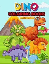 Dino Coloring Books For Toddlers