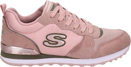 Skechers Originals dames sneakers – Roze – Maat 40