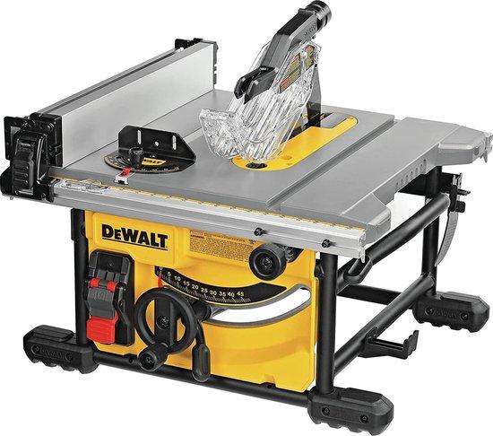 Dewalt DWE7485 Tafelzaag - 1850W - 210mm
