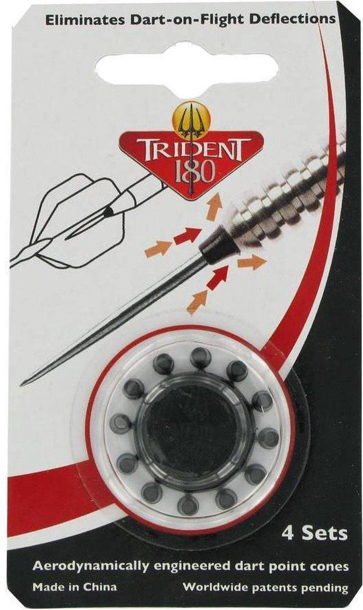 Trident 180 Dartpoint Cones - Rood