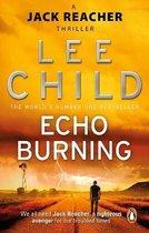 Omslag Echo Burning